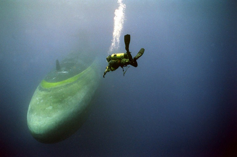 submechanophobia submarine tigrsh